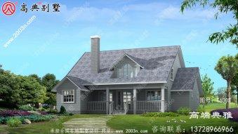 造价低,一楼农村别墅设计图纸经济美观,占地