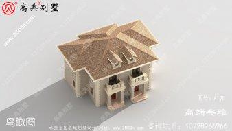 新农村二层住宅设计图纸(全套施