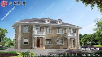 120平房屋设计图纸及效果图,推荐农村自建房屋