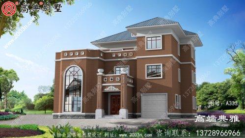 新农村自营住宅的设计图和效果图大全,新农村