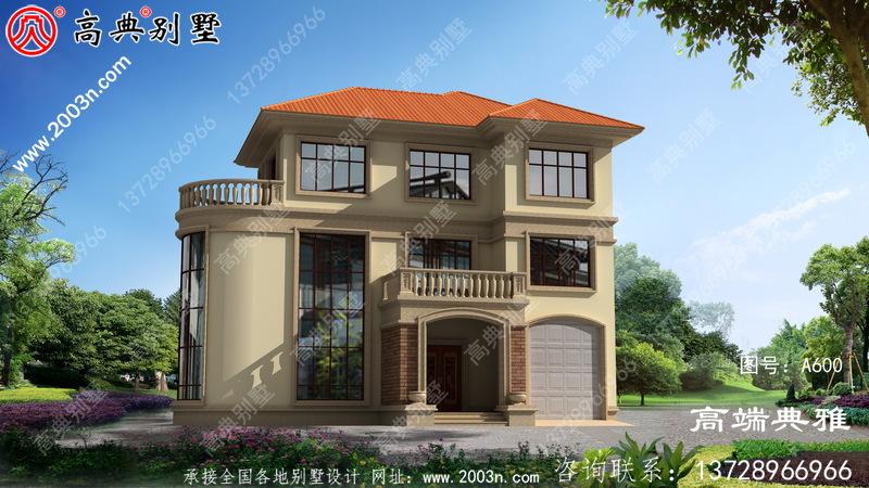 新农村自建房屋设计和效果图的完整集合,及房屋的精选。