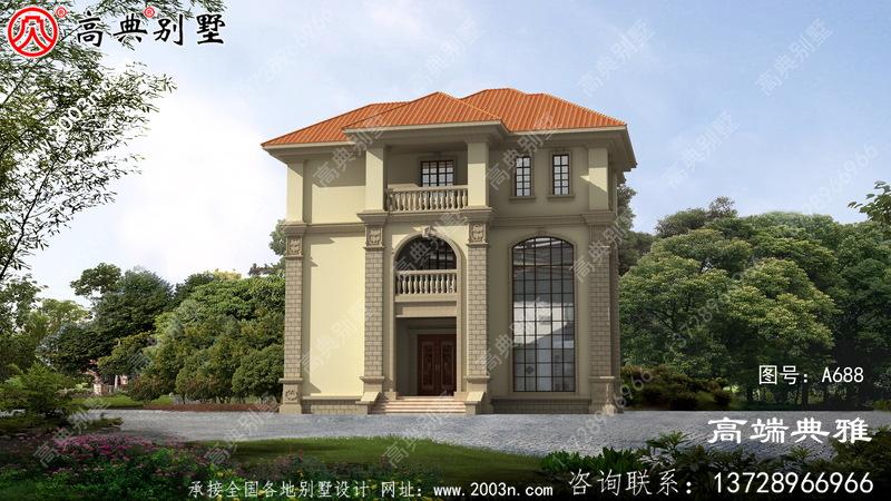 农村三层住宅设计图大全,最新设计,最新户型