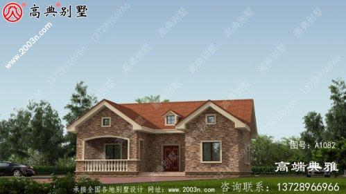 一楼小别墅设计图样、有cad设计图