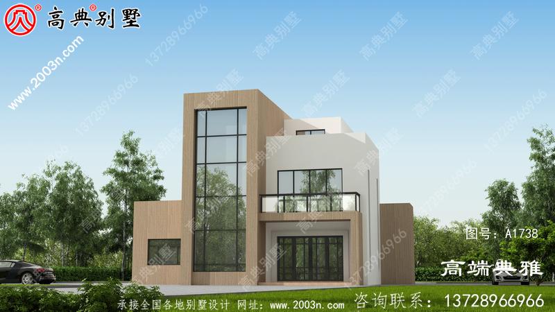 工程建筑别墅设计方案全集,三层别墅设计图强烈推荐