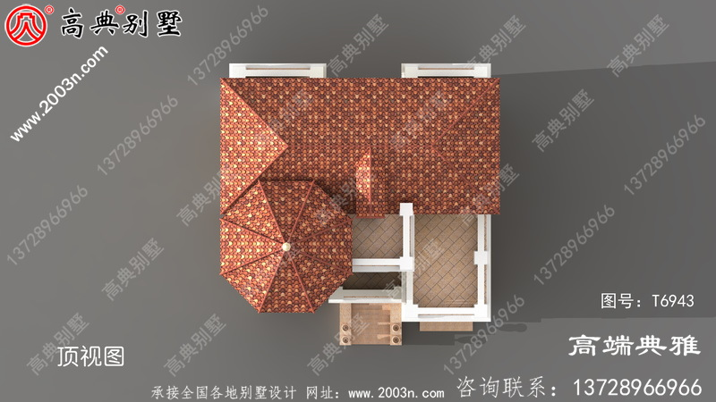 192平大户型五层住宅设计图,推荐农村自营别墅