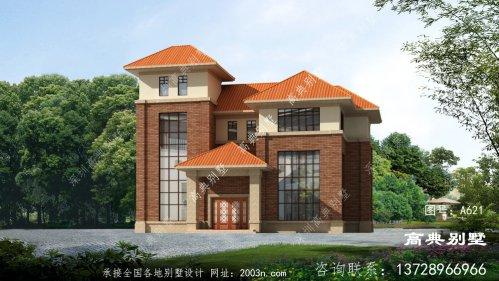 四层复式别墅设计大全