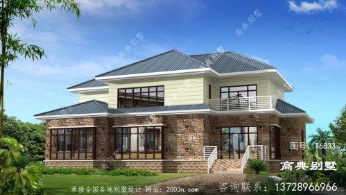 农村有宅基地一定要建一套欧式风格别墅