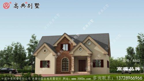 造价低又美观的别墅