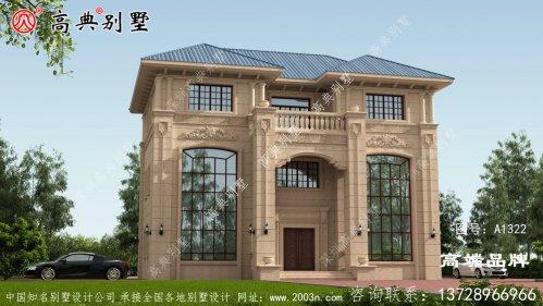 新别墅外观设计图纸