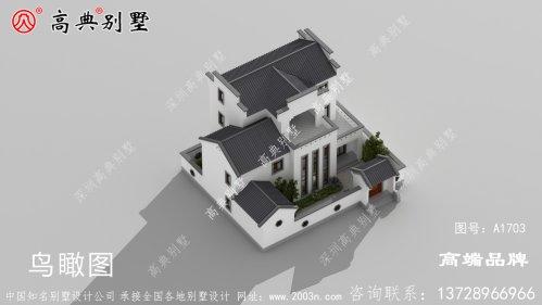 好看又实惠的中式风格别墅