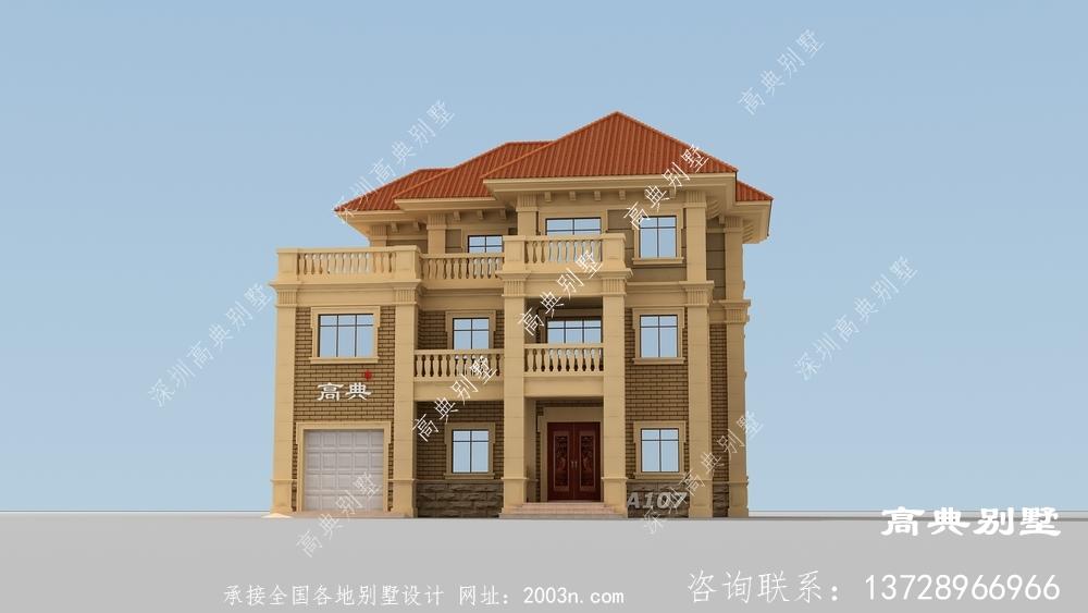 住宅施工图设计方案精致大气