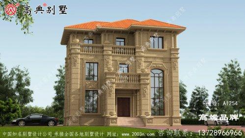 为何建房者如此中意欧式石材别墅呢?