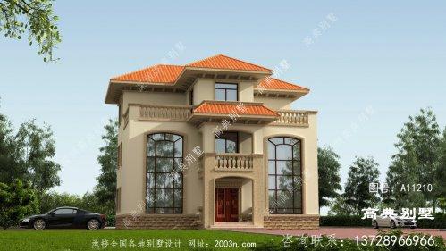 看了图纸再建房,别墅气质大不一样!