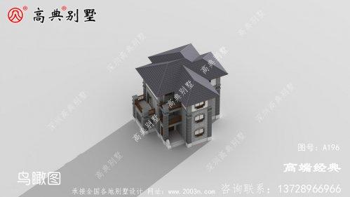 海口市楼房普通设计图,造价13万左右,风格齐全,造价低