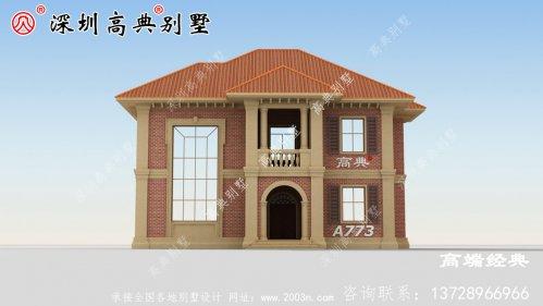 时尚 大气 的小面积别墅,,看完收藏不迷路!