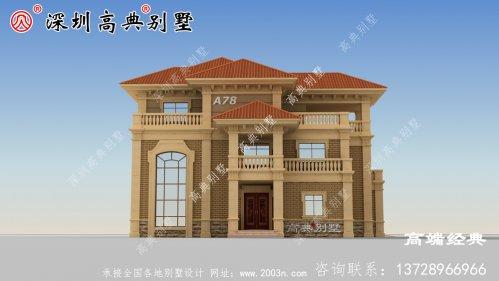 简欧风格一套华丽豪宅的既视感
