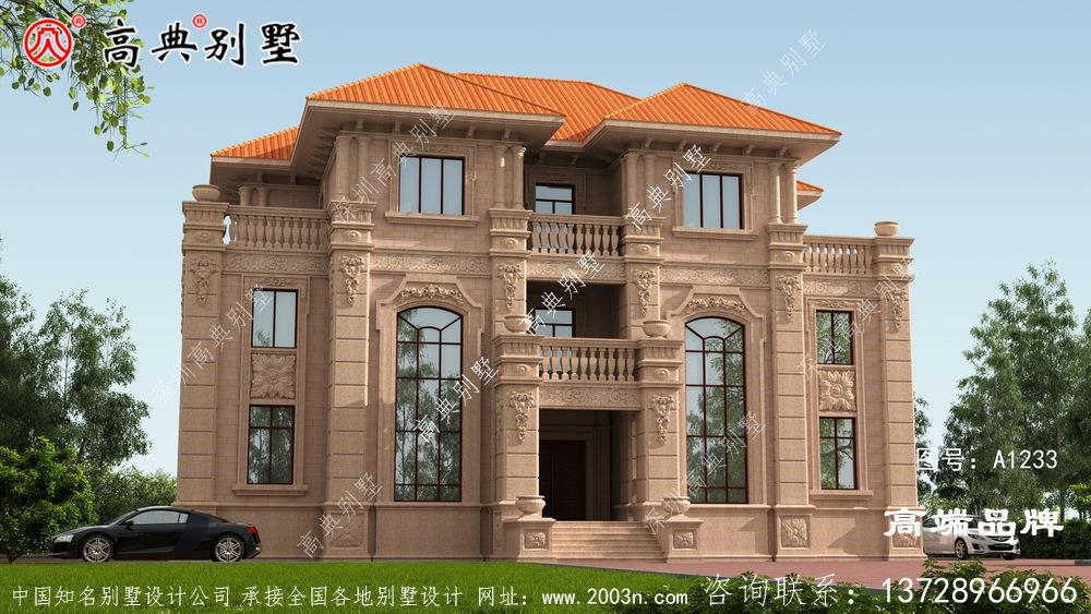 朋友家的豪华三层别墅,有多少资本就享受什么样的生活