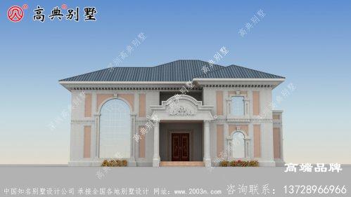 建一栋这样的别墅比那些住在家城