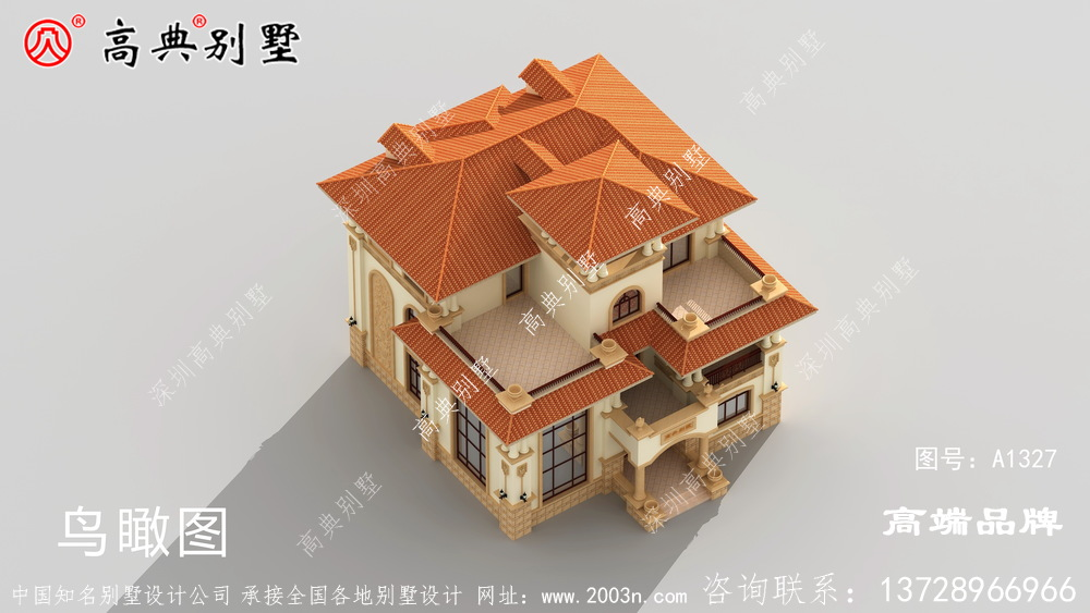 农村自建房,一套远离城市喧嚣的别墅