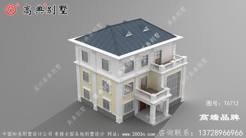 一栋栋别墅建在乡下一眼望去有你家的吗?